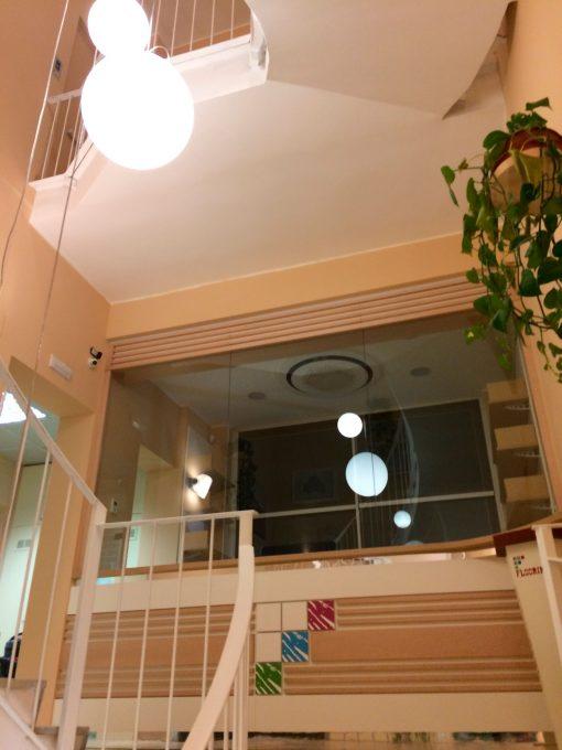 Nuova reception Flooring