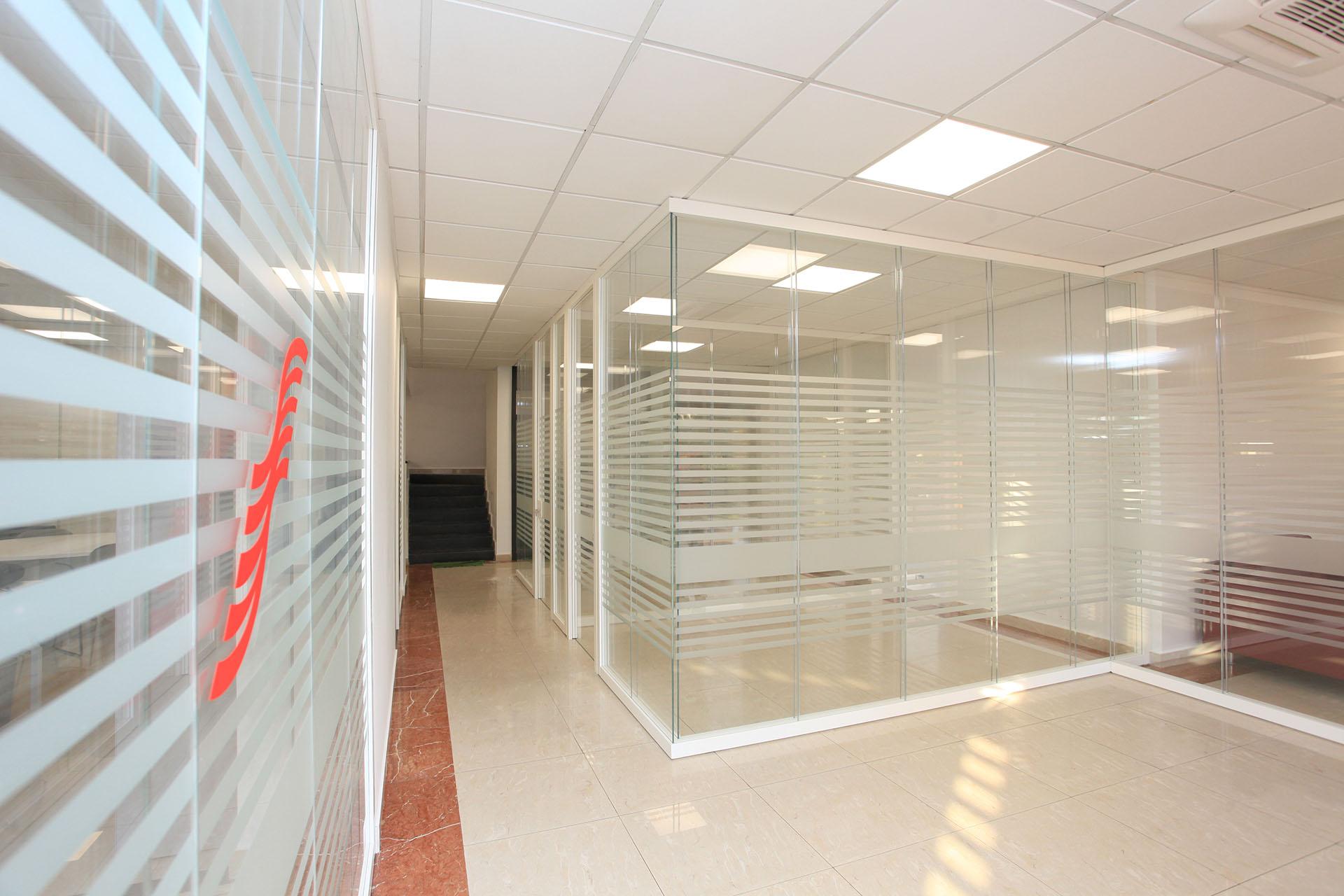 COGEPA Telecommunication - Arredo uffici