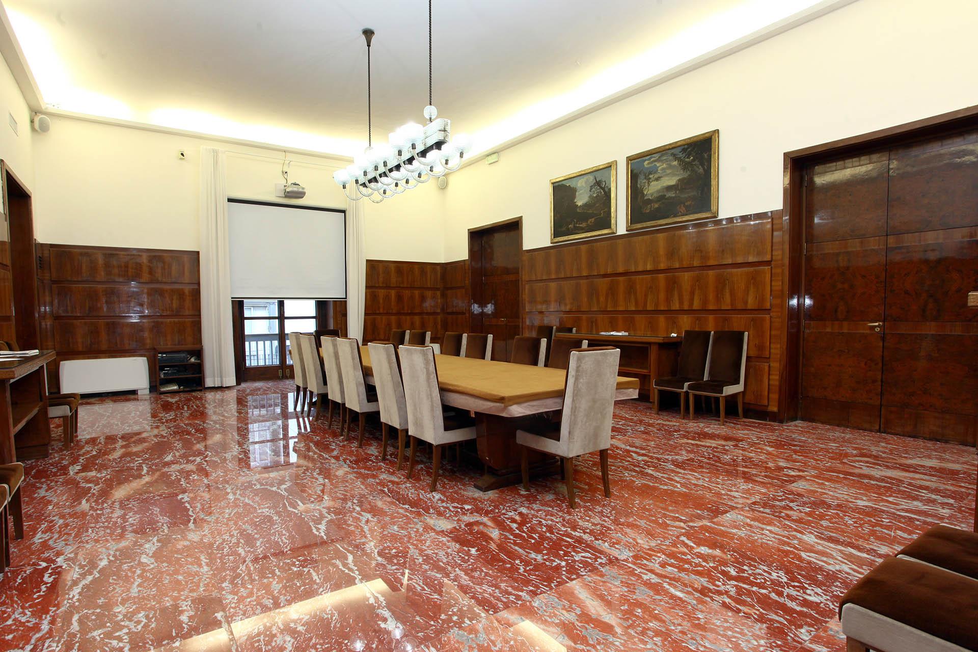 Restauro Falegnameria Banco di Napoli