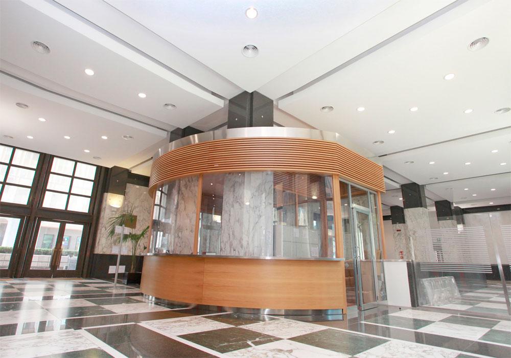 Progetto Telecom Centro direzionale